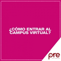 ¿CÓMO ENTRAR AL CAMPUS VIRTUAL?