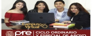 MATRICULA CICLO ORDINARIO Y ESPECIAL DE APOYO