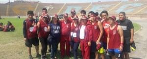 Nuestros representantes en la Maratón Sanmarquina