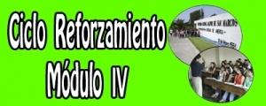 MATRICULA CICLO REFORZAMIENTO 2016-I  - MODULO IV