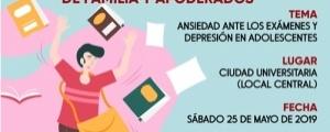 CHARLA DIRIGIDA A LOS PADRES DE FAMILIA Y APODERADOS