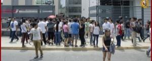 Alumnos del Centro Preuniversitario compiten por el ingreso directo