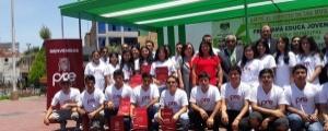 Ceremonia a los ingresantes del Centro Preuniversitario Sede - Huaral
