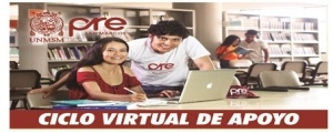 MATRICULA CICLO VIRTUAL DE APOYO 2019-I