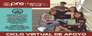 MATRICULA CICLO VIRTUAL DE APOYO 2018-I