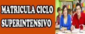 MATRICULA CICLO SUPERINTENSIVO