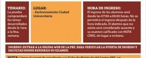 SEGUNDO EXAMEN CICLO ORDINARIO 2018-I - TEMARIO, FECHA Y HORA ENTRADA