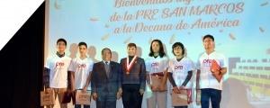 CEREMONIA INGRESANTES CICLO ORDINARIO 2018-I