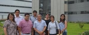 Director del Centro Pre UNMSM recibe visita de  comisión de la UNIVERSIDAD NACIONAL AUTÓNOMA ALTOANDINA DE TARMA