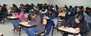 Cerca de cinco mil jóvenes rindieron examen del Centro Pre de la UNMSM