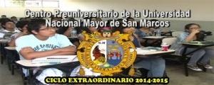 SPOT PUBLICITARIO CICLO EXTRAORDINARIO 2014-2015