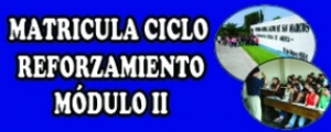 REFORZAMIENTO MODULO II